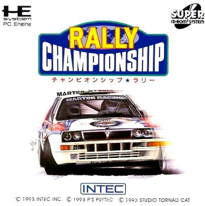 COVER Championship Rally